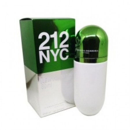 Carolina Herrera 212 NYC New York Pills edt 80ml (лиц.)