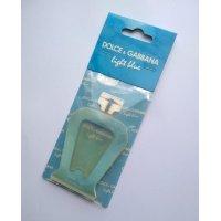 Ароматизатор в авто Dolce Gabbana Light Blue Men