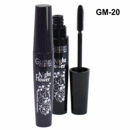 GM-20 Тушь NIGHT FLOWER (силиконовая кисть)