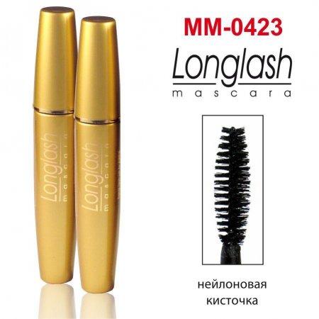 Тушь для ресниц Gold Mascara Longlash удлиняющая maXmaR MM-0423