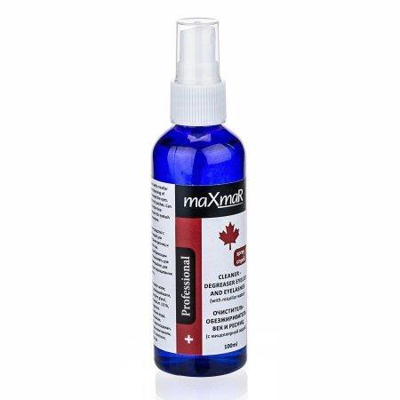 MCD-100 Очиститель-обезжириватель век и ресниц (с мицеллярной водой) спрей 100 мл