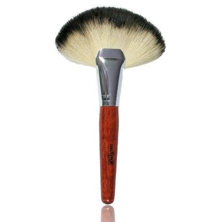 MB-114N Кисть для макияжа (натуральный ворс) (уп.12шт)