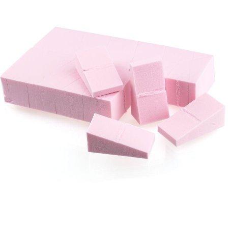 CSP-701 Спонж сегментированный для макияжа (мелкопористый латекс) Light Pink (24сегмента) (уп.12шт)