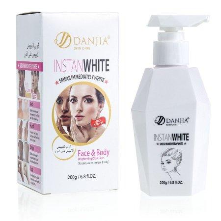 CMD-92 Крем для лица и тела отбеливающий Instan White 200 g