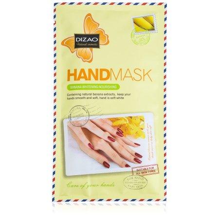 CMD-76 Маска-перчатки для рук с экстрактом банана (питательная, отбеливающая)