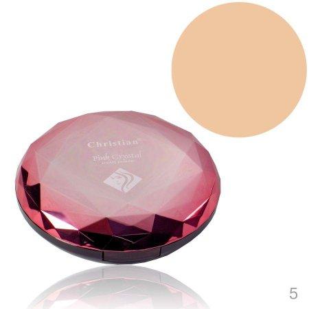 Компактная пудра для лица Pink Crystal Christian № 05 P-5