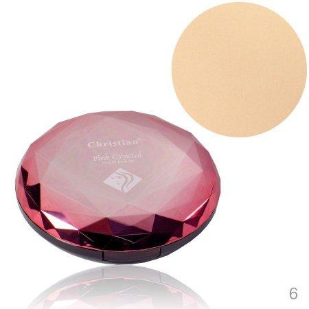 Компактная пудра для лица Pink Crystal Christian № 06 P-5