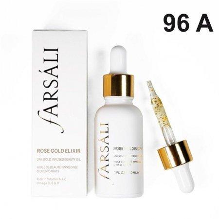 (Код № 96 A) Масло для макияжа (Белый) Rose Gold (реплика)