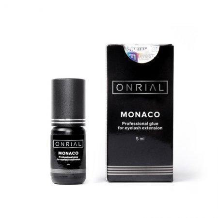 Профессиональный клей для наращивания ресниц «Monaco» (0,5 сек.) 5 мл