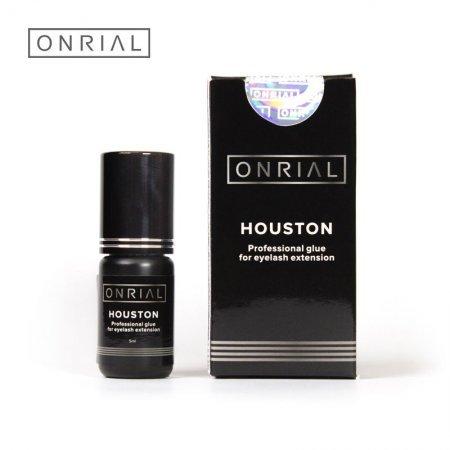"""Профессиональный клей для наращивания ресниц """"Houston"""" (1-2сек) 10 мл"""