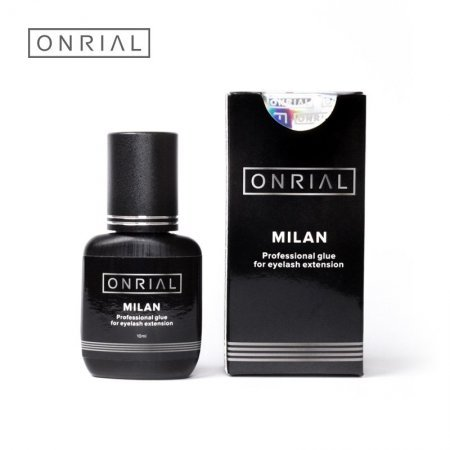 Профессиональный клей для наращивания ресниц «Milan» (0,5 сек.) 10 мл
