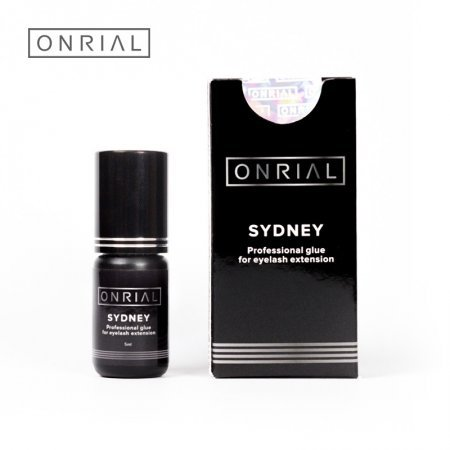"""Профессиональный клей для наращивания ресниц """"Sydney"""" (1 сек.) 5 мл"""