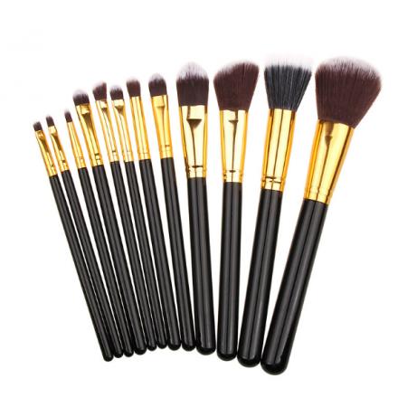 Кисти для макияжа The Essential Kit на 12 инструментов фото