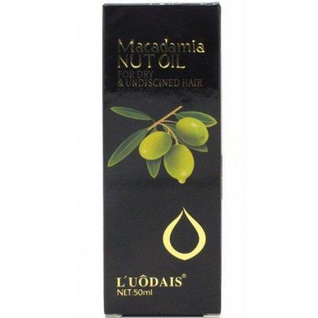 Масло для волос Luodais Macadamia Nut Oil for professional salon 50 мл фото