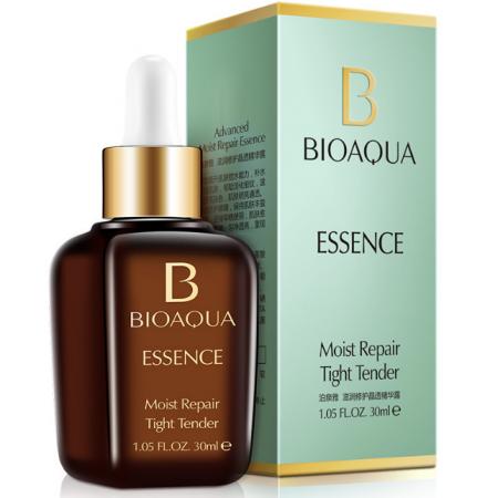 Антивозрастная сыворотка для лица Bioaqua Advanced Moist Repair Essence с гиалуроновой кислотой для восстановления и лифтинга 30 мл