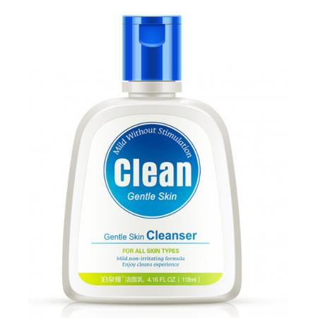 Очищающее средство для лица Bioaqua clean gentle skin118 мл