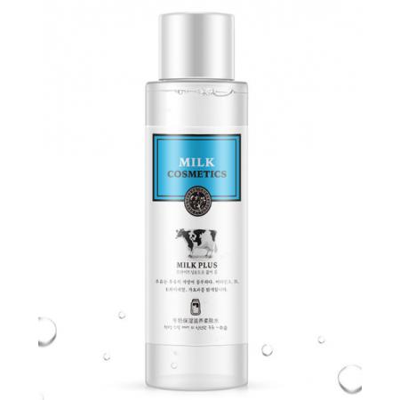Увлажняющий тонер для лица Bioaqua Milk Plus Whitening на основе протеинов молока, гиалуроновой кистоты 120 г
