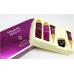 Дорожный набор для лица Bioaqua с гиалуроновой кислотой и экстрактом хризантемы 5 шт