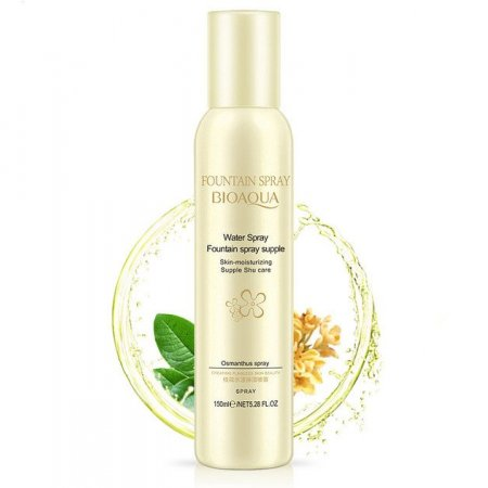 Увлажняющий  спрей для лица Bioaqua Natural Water Spray 150 мл