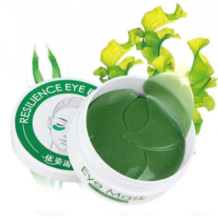 Гидрогелевые патчи для глаз Ezilu с противоотечными и антиоксидантными свойствами 60 шт
