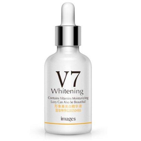 Укрепляющая витаминная сыворотка для лица Bioaqua  V7 toning light 15 мл