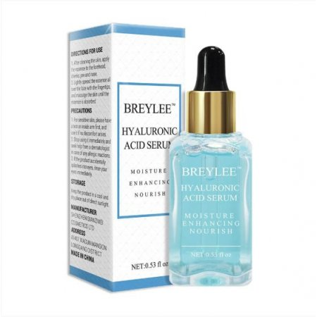 Эссенция для лица BREYLEE Hyaluronic Acid Essential 100% гиалуроновая кислота  15 мл