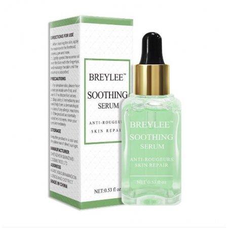Успокаивающая эссенция для лица  BREYLEE Soothing Repairing Serum с 100%  натуральными экстрактом пиона 15 мл