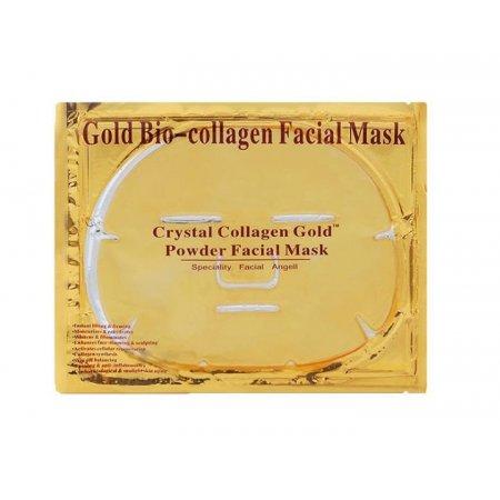 Гидрогелевая маска для лица Gold bio-collagen с 24к золотом 60 г