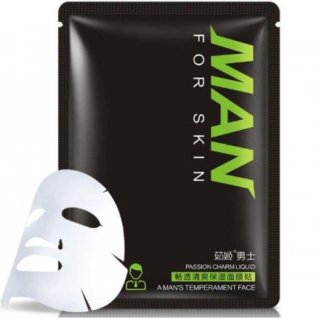 Увлажняющая мужская маска для лица Rujng MAN For Skin 25 г