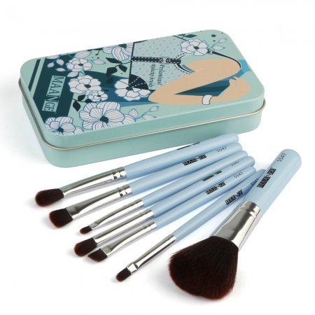 Дорожный мини-набор кистей для макияжа Цветы Сакуры