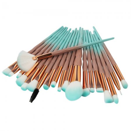 "Кисти для макияжа ""Омбре"" Brushes for make-up 20 accessories"