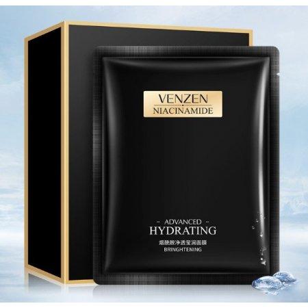 Крем для кожи вокруг глаз VENZEN Niacinamide Advanced Hyaluronic Acid Eye Cream с гиалуроновой кислотой и ниацинамидом 15 мл