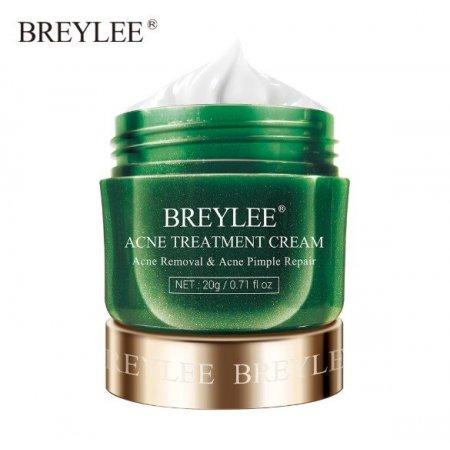 Противовоспалительный крем для лица BREYLEE ACNE TREATMENТ CREAM на основе комплекса растений 20 гр