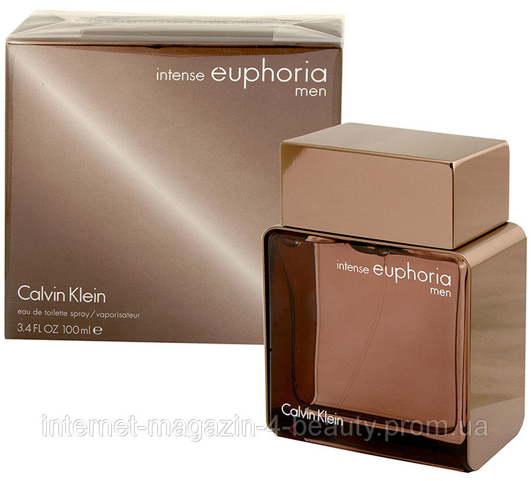 Calvin Klein Euphoria Men Intense EDT 100 ml (лиц.)