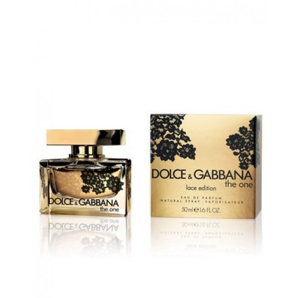 Dolce Gabbana The One Lace Edition EDP 75 ml (лиц.)