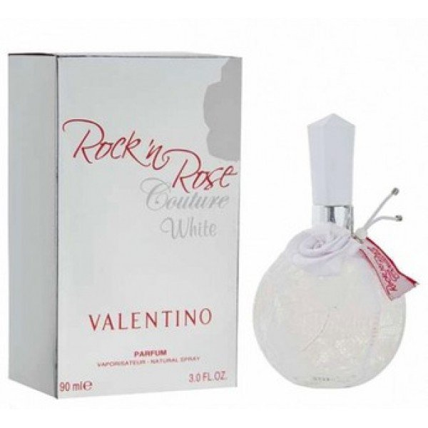 Valentino Rock`n`Rose Couture New White edp 90 ml (лиц.)