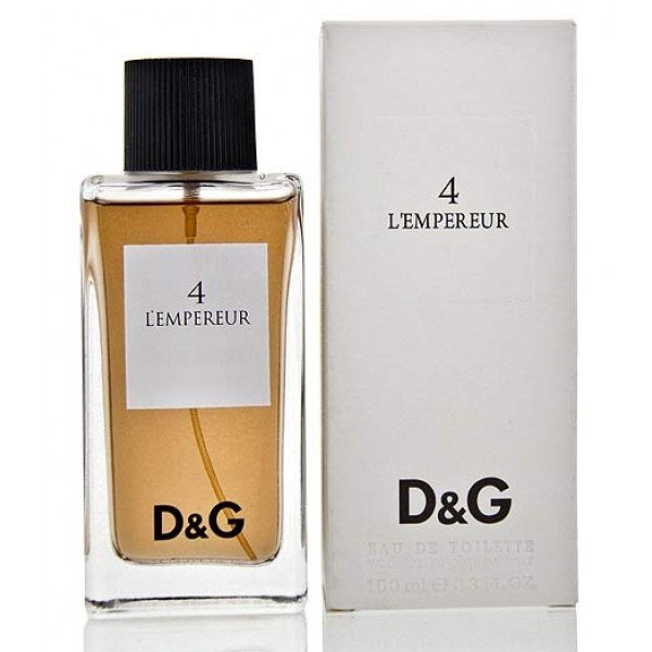 Dolce Gabbana Anthology 4 L`Empereur EDT 100 ml (лиц.)