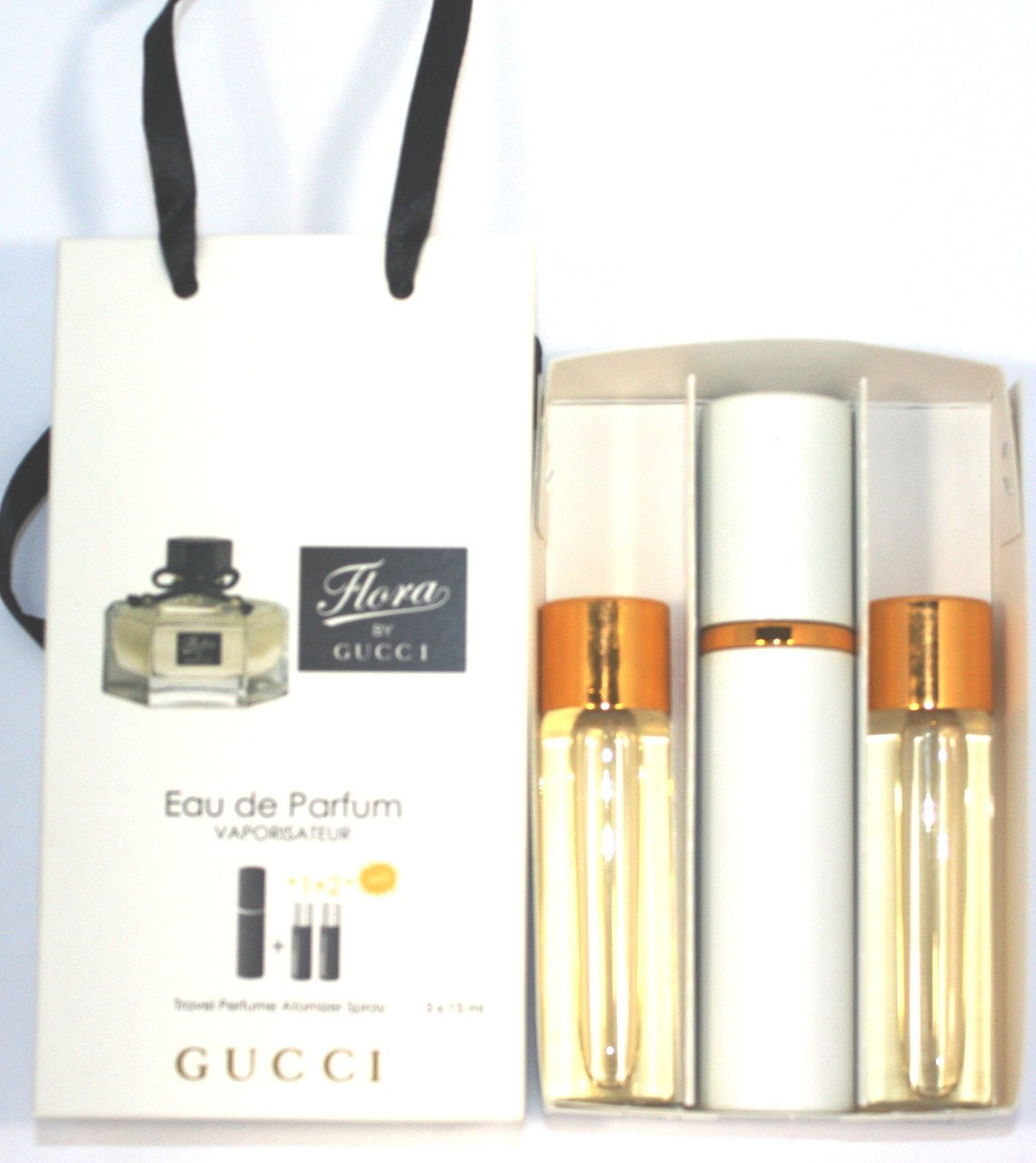 Gucci Flora by Gucci 3x15ml - Trio Bag