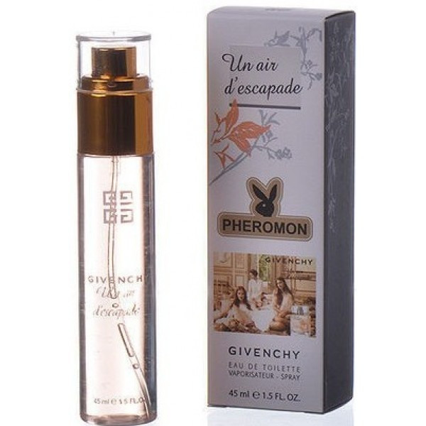 Givenchy Un Air D`escapade edt - Pheromone Tube 45ml