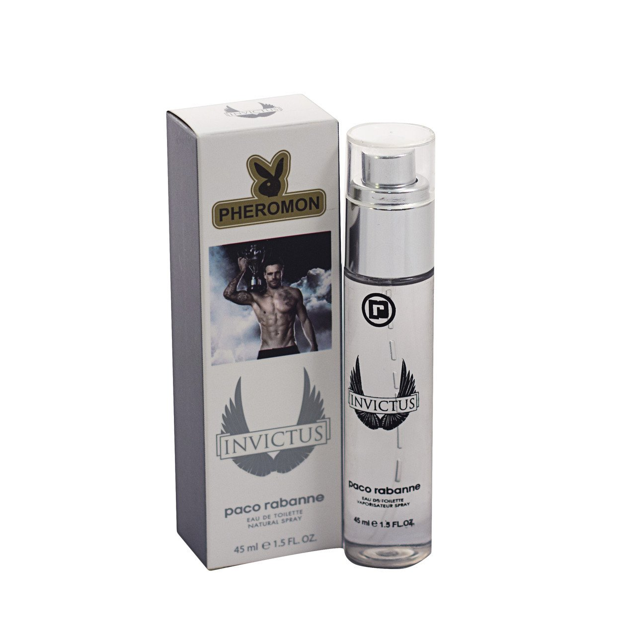 Paco Rabanne Invictus edt - Pheromone Tube 45 ml