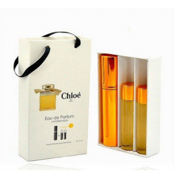 Chloe edp 3x15ml - Trio Bag