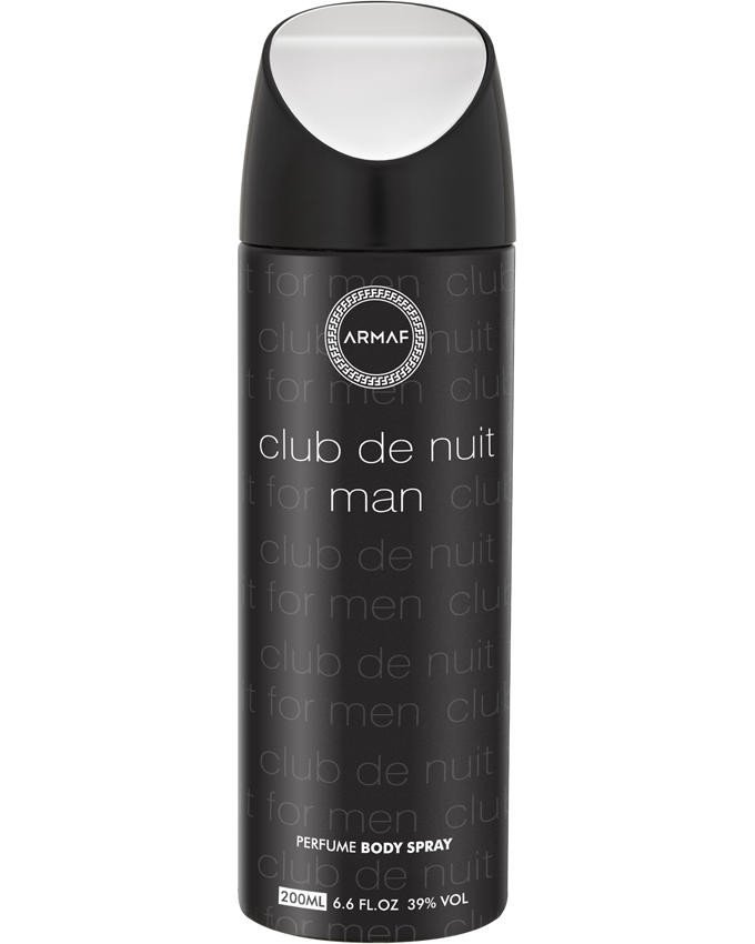 Vanity Femme Club De Nuit Man Body Spray 200 ml