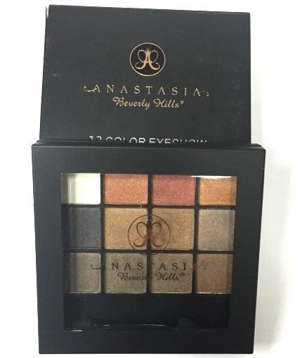 Тени для век 12 Color Eyeshow Anastasia Beverly Hills 01