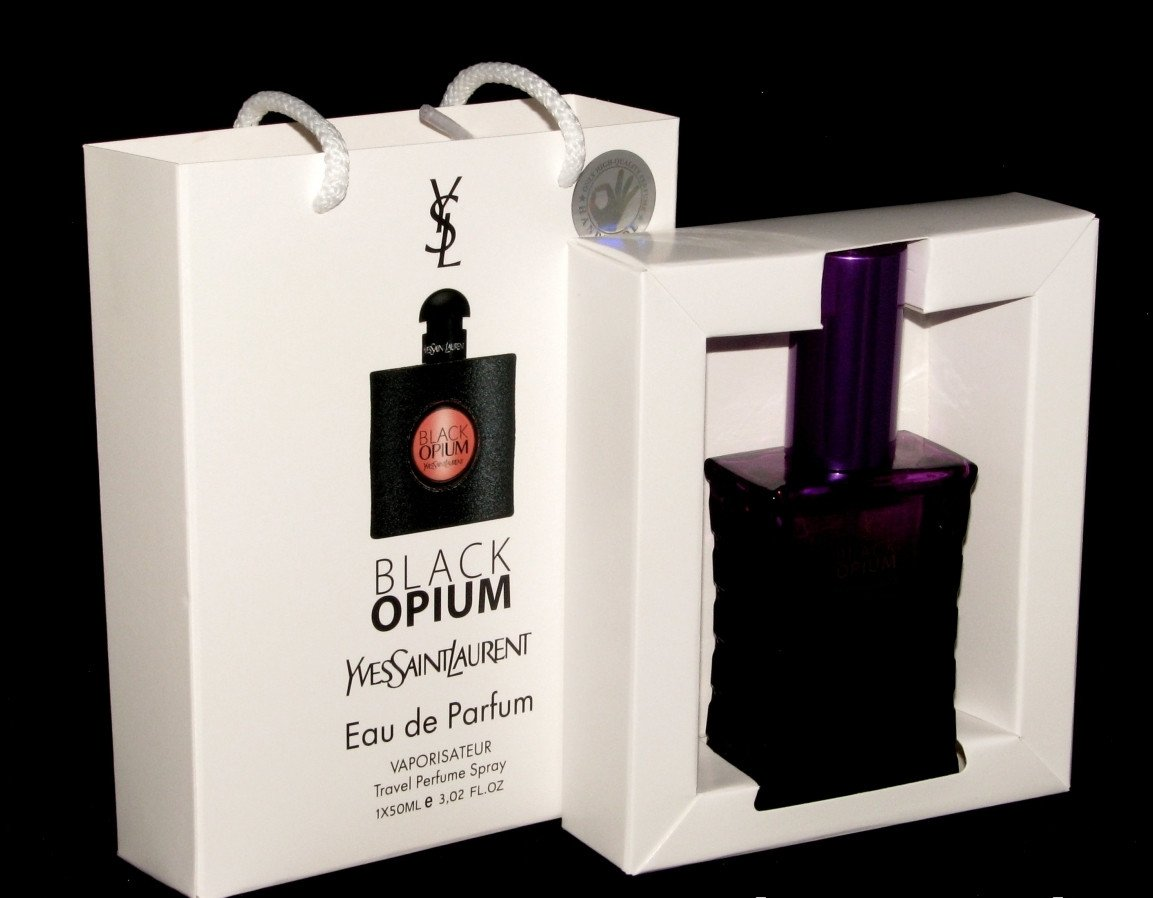 Yves Saint Laurent Black Opium - Travel Perfume 50ml